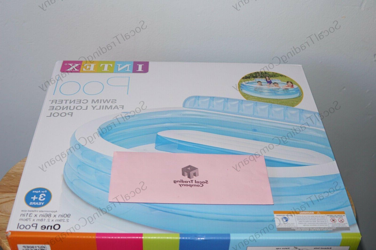 Intex Family Pool Swim Adult Kid