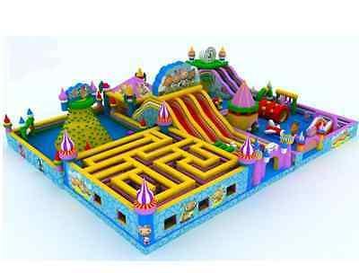 99x99x30 Maze Wall Tower Slide Course We Finance