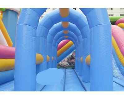 99x99x30 Maze Wall Slide Course We