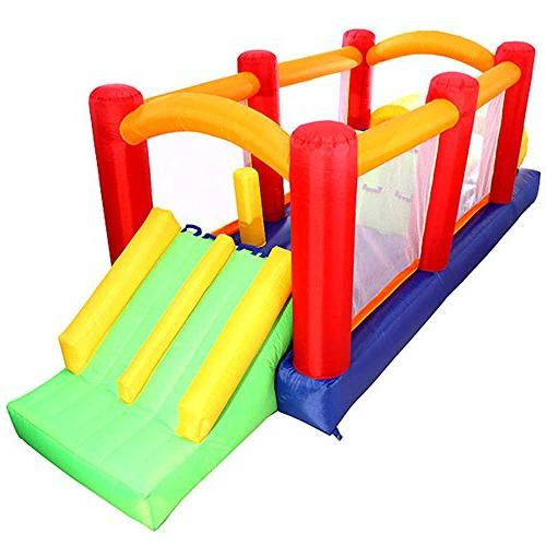inflatable hq obstacle course racer