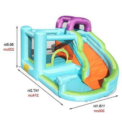 Inflatable Castle Room w/ Safe