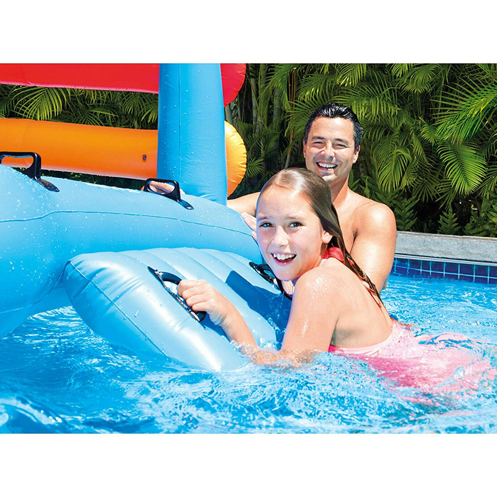 Inflatable Kids Cabin Play Child Water
