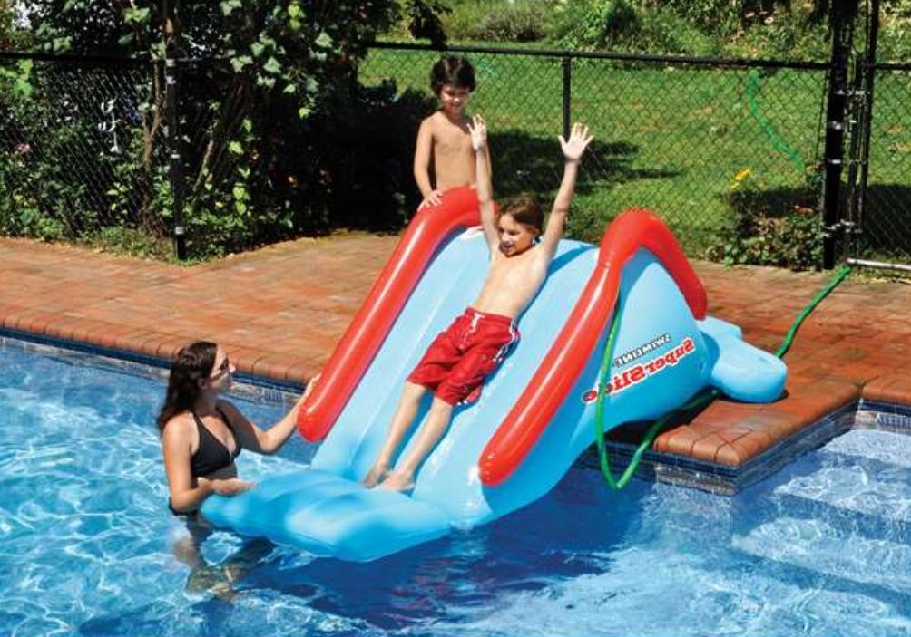 Inflatable Kids Water Toy for Swimming Summer Outdoor