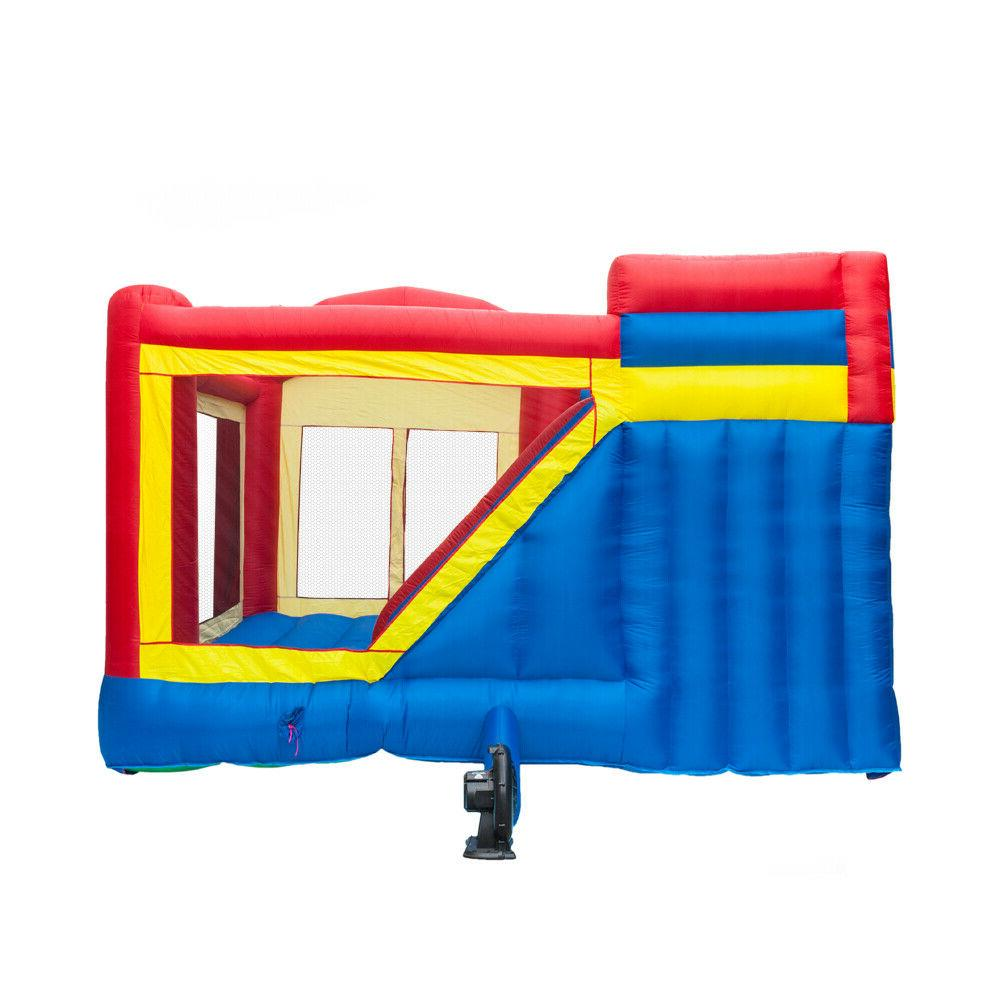 Inflatable Moonwalk Water Jump Castle+680W