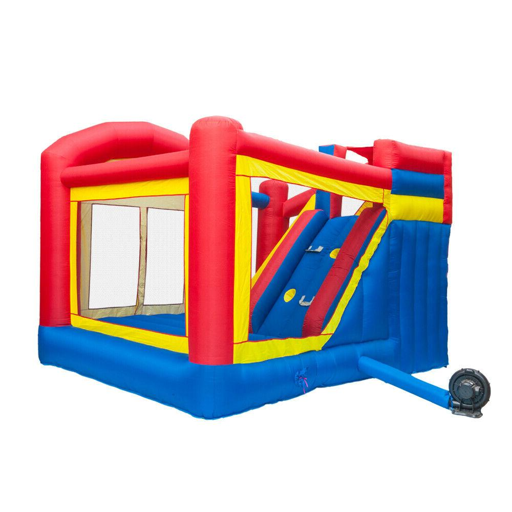 Inflatable Water Slide Jump Castle+680W