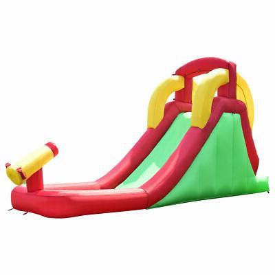 Inflatable Moonwalk Slide Bounce House Jumper