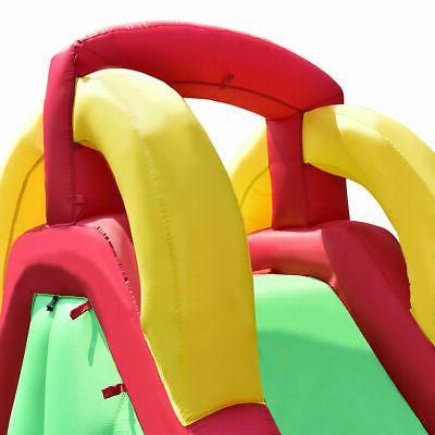 Inflatable Moonwalk Water Bounce Kids