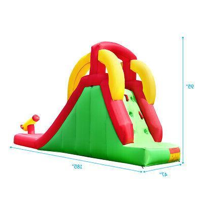 Inflatable Moonwalk Bounce Kids Jumper