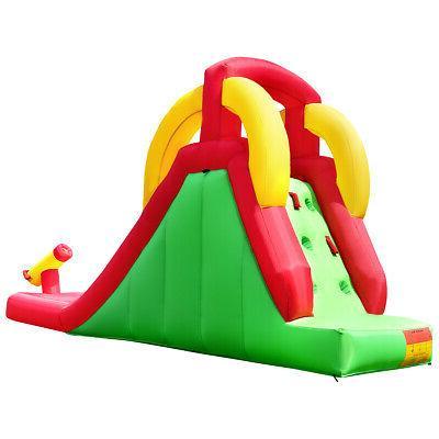 Inflatable Moonwalk Water Bounce Bouncer Kids Jumper