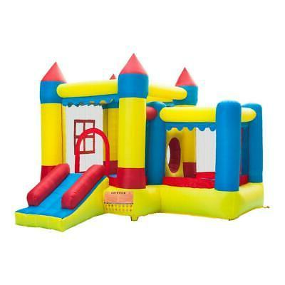 Inflatable Bounce Kids Jumper Slide with Blower Ball