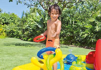 Intex Inflatable Kids Kiddie & AC Electric Air