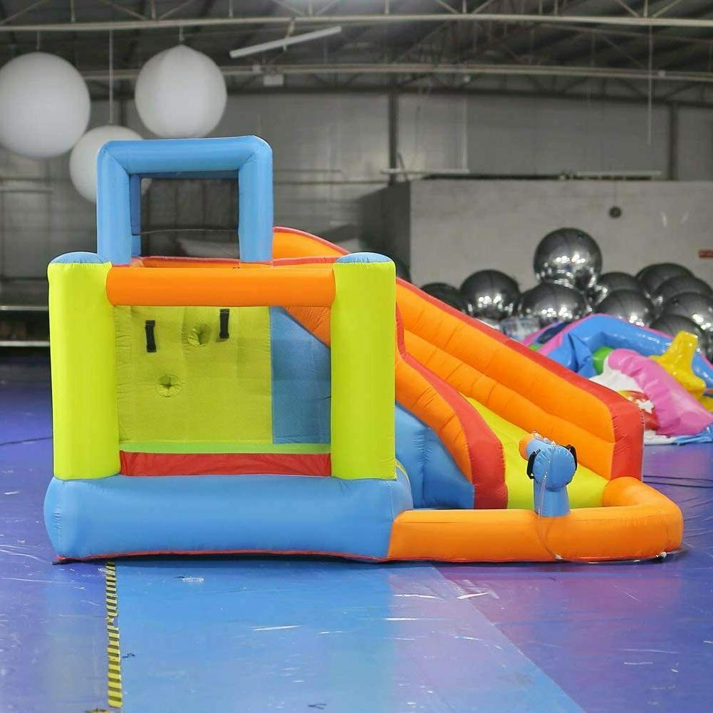 Inflatable Water Slide Bouncer with