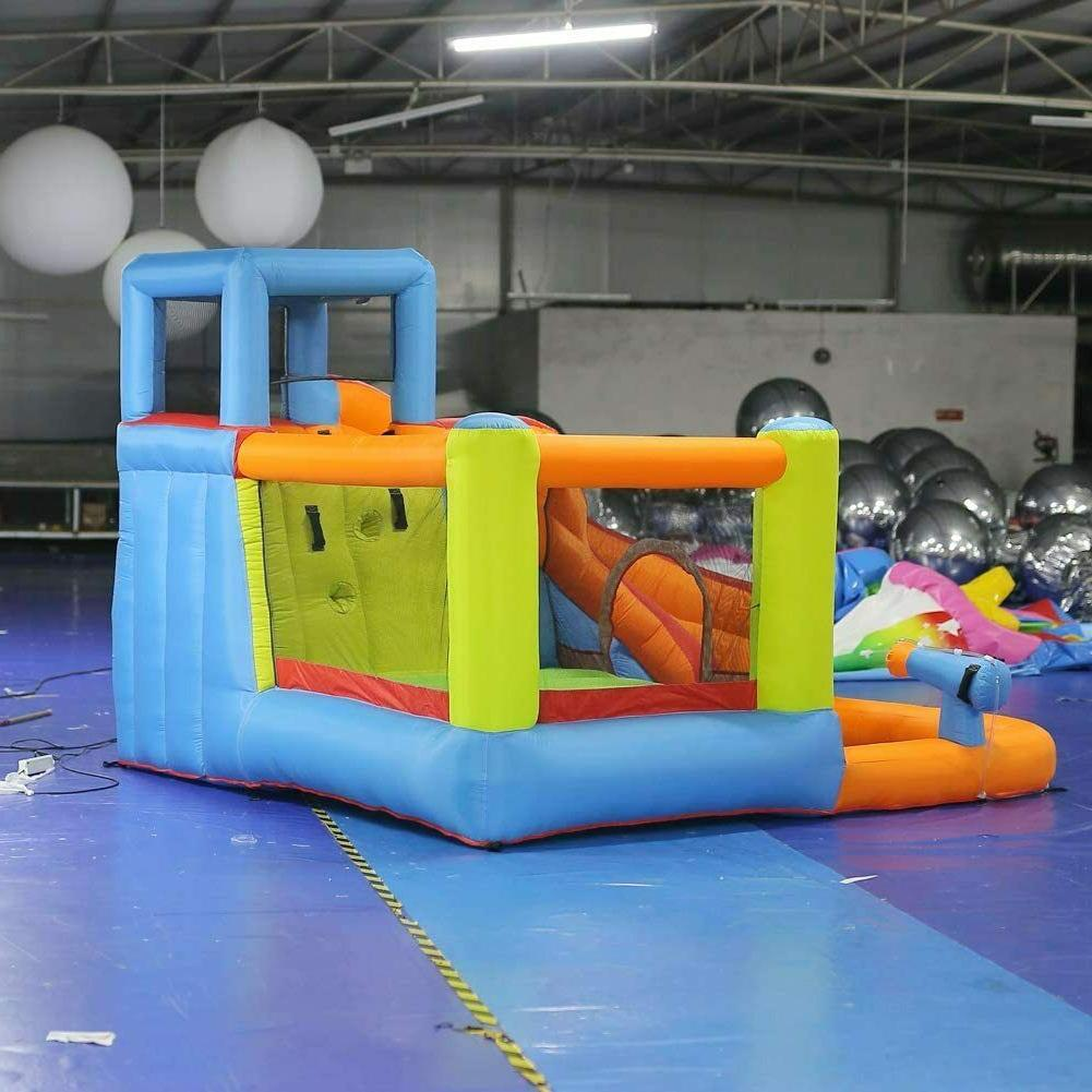 Inflatable Outdoor Bouncer Castle Water &