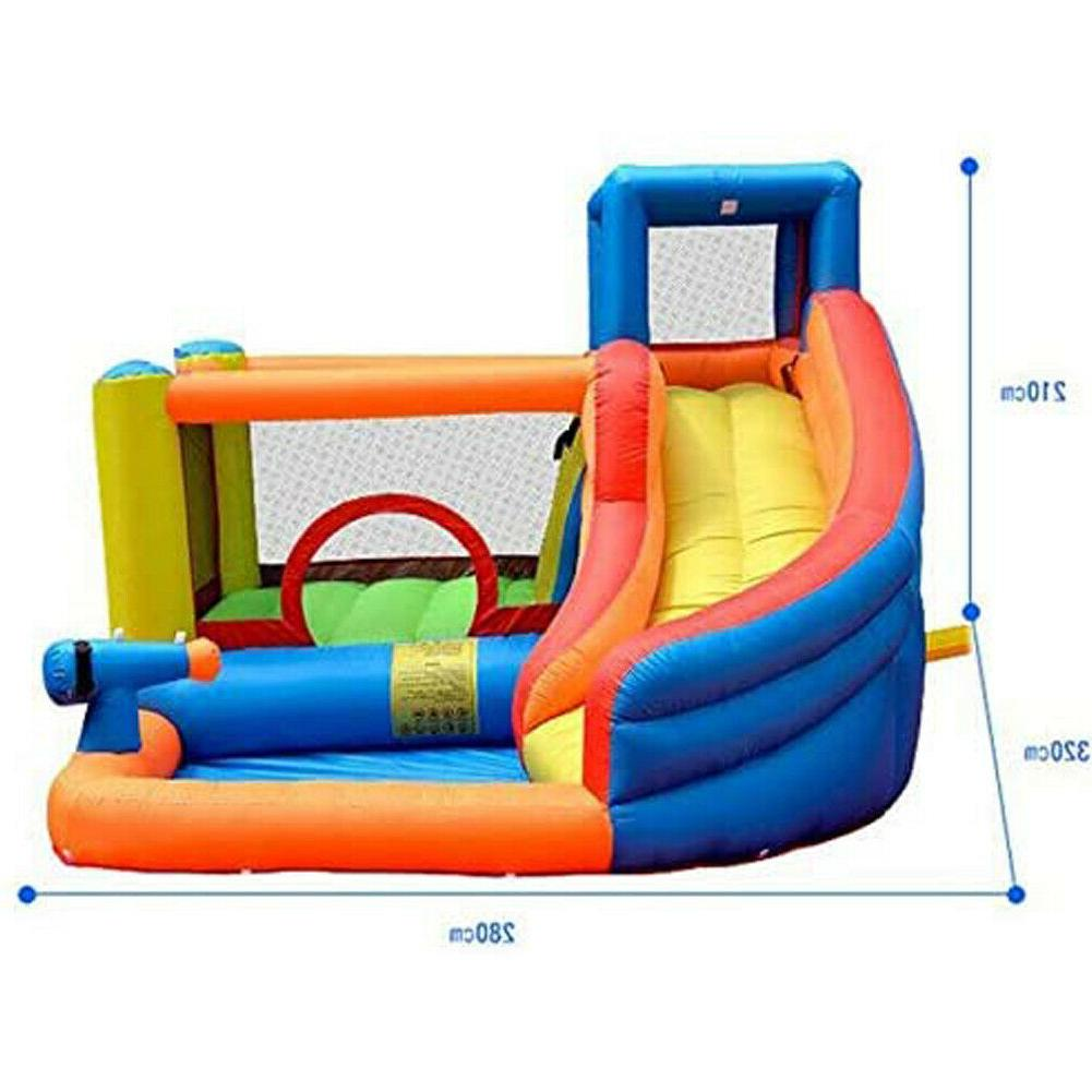 Inflatable Outdoor Water Bouncer Castle with