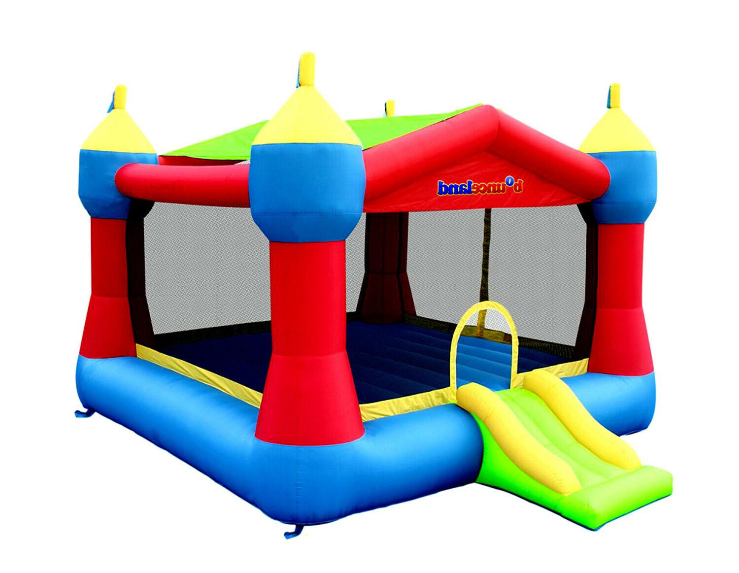inflatable party castle bounce house