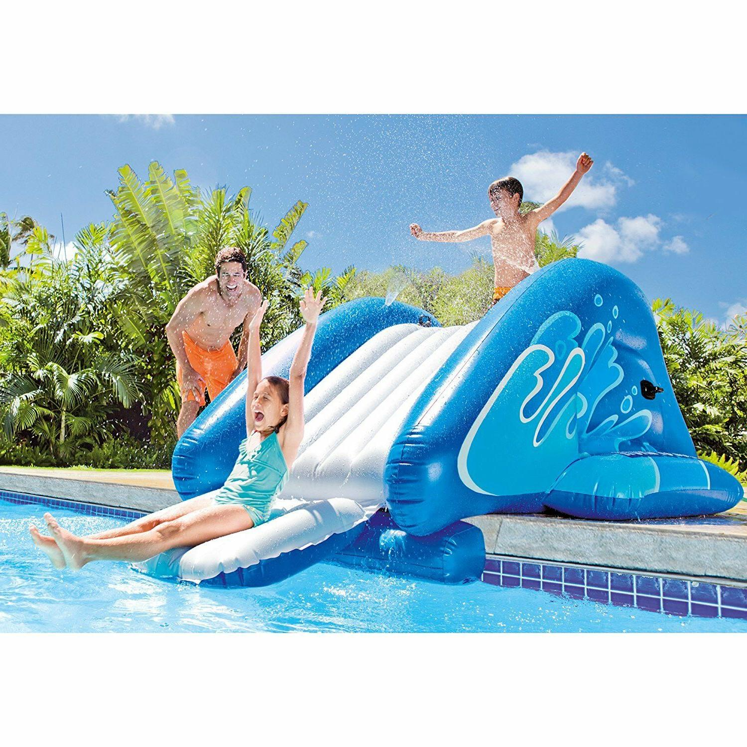 Inflatable w/Sprayer Commercial Kid Play Swimming