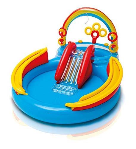 Intex Inflatable Play 57453EPIntex Inflatable Ocean Play Center Pool