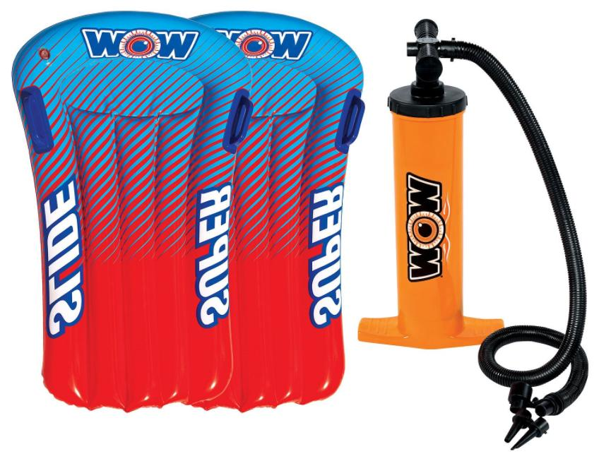 Inflatable Water for Backyard Kids and Sports