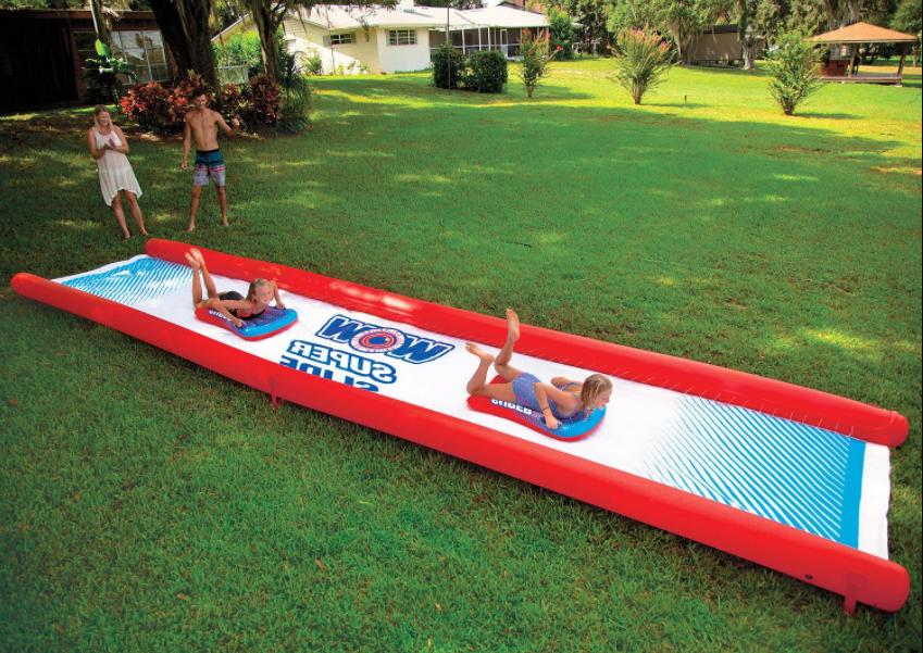 Inflatable Slide Sports