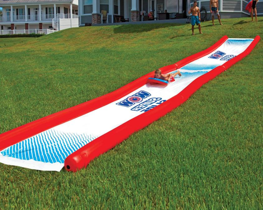 Inflatable n Slide Water Slide Kids and Adults Extreme Sports