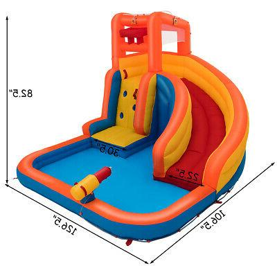 Slide Bounce Climbing Wall Hose