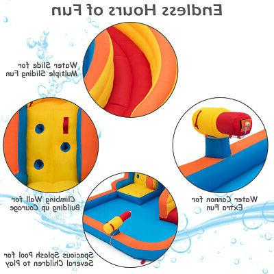 Inflatable Slide Bounce House Climbing &