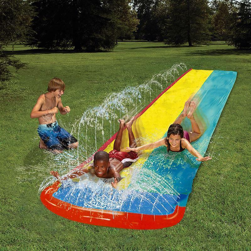 inflatable surf n slide 480cm giant single