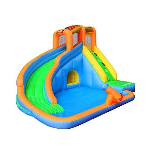 Inflatable Slide Bouncy for Backyard