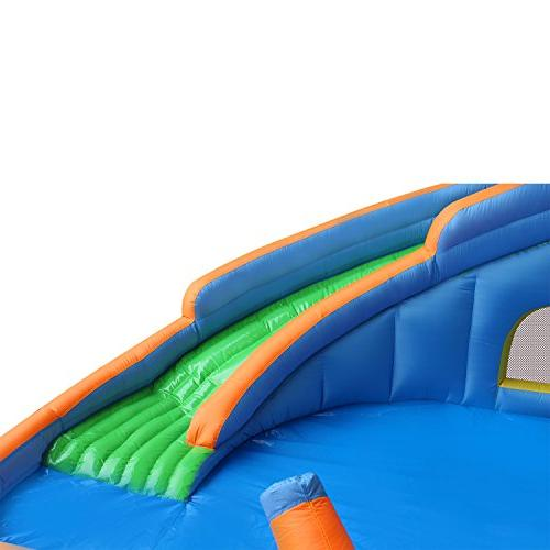 Inflatable Water Bouncy Kids Backyard