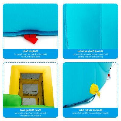Inflatable Slides Pool