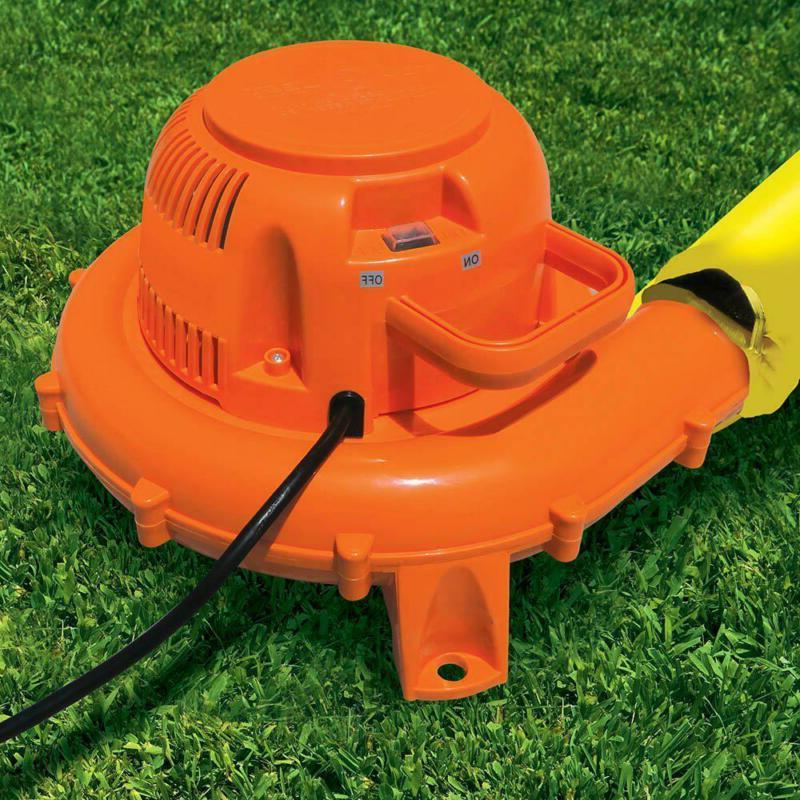 Inflatable Pool Blower Kids Playhouse