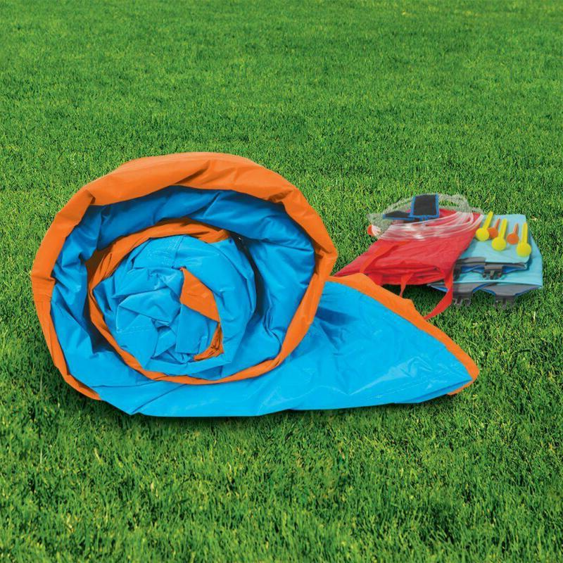 Inflatable Water Pool Blower Backyard Kids