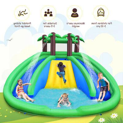 Inflatable Park Bounce Climbing