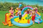 Inflatable Water Park Slide Pool Commercial Bounce House Yar