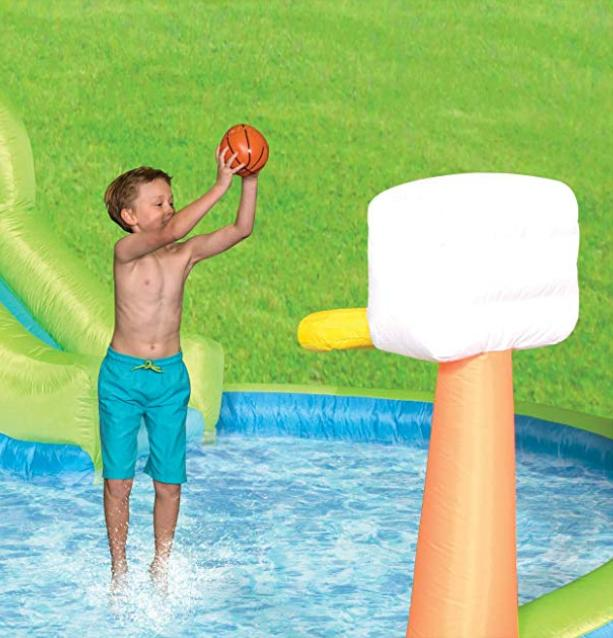 Inflatable Water 2 Hoop for NEW