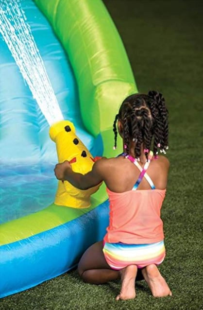 Inflatable Water with 2 Slides NEW