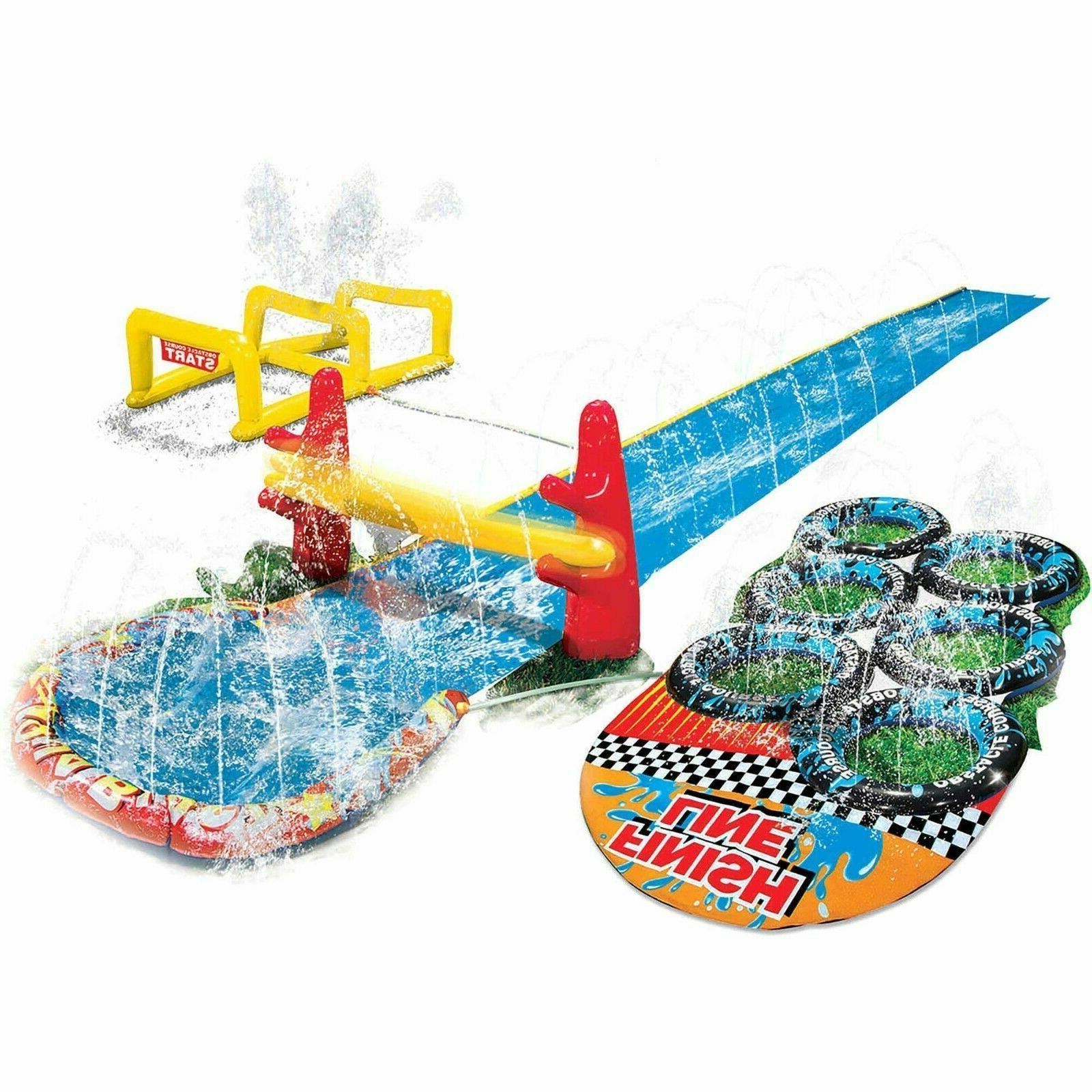 Inflatable Water Pool Commerical Fun Aqua