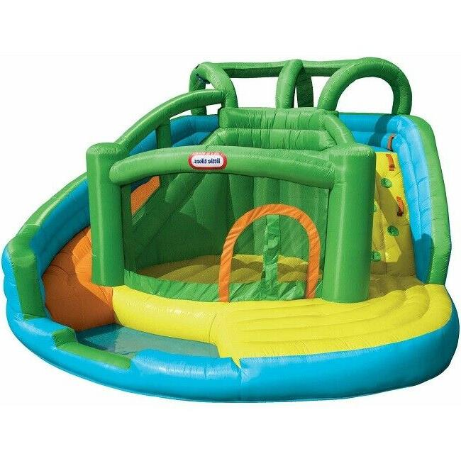 Inflatable Wet House Kids Bouncer