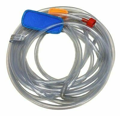 inflatable water slide 27 pvc misting hose