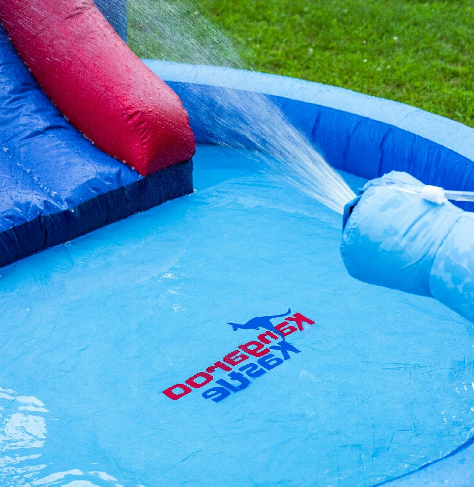 Inflatable Water Bounce and Splash