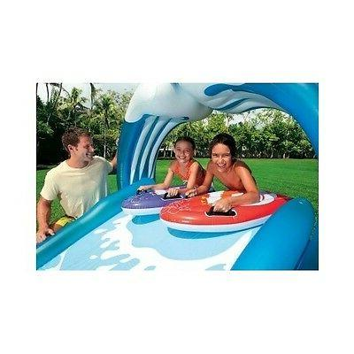 Inflatable Backyard Play Outdoor Toddler Toy Fun