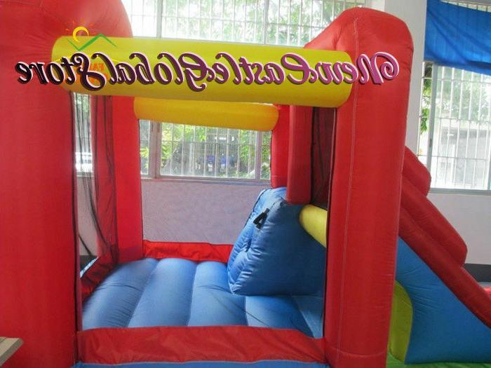 Inflatable Slide Pool Bouncer