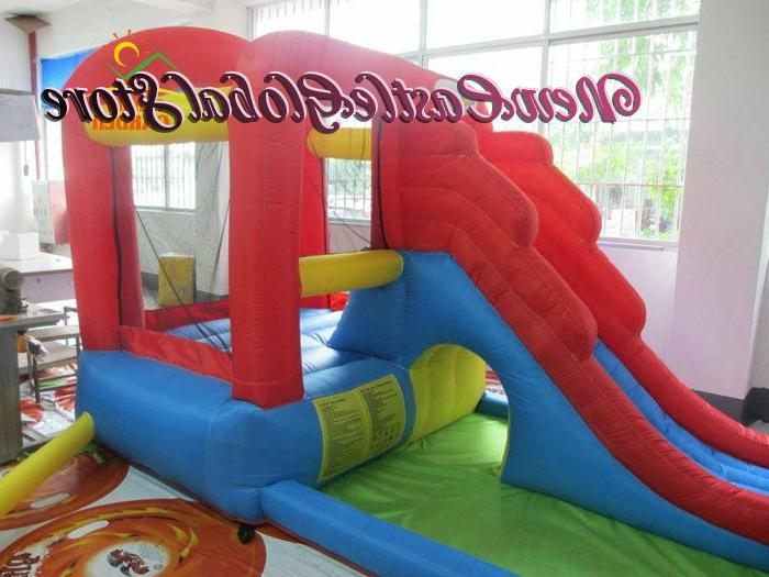 Inflatable Water Bouncer Bouncy