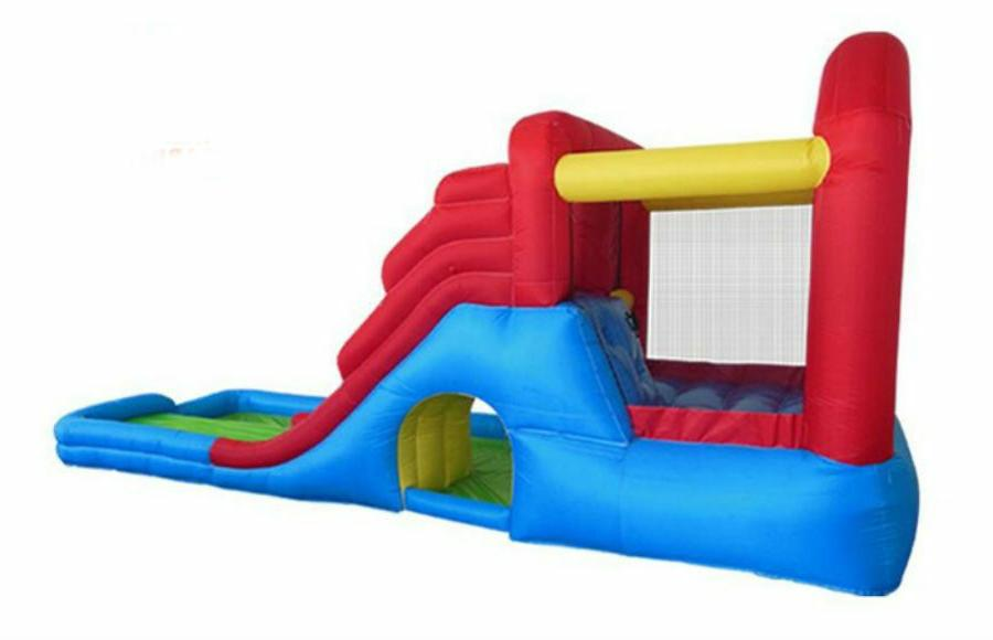 Inflatable Water Slide Bouncer Jump Bouncy Castle