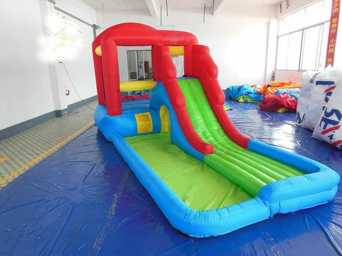 Inflatable Big Pool Bounce Jumper Bouncer Jump Bouncy Castle