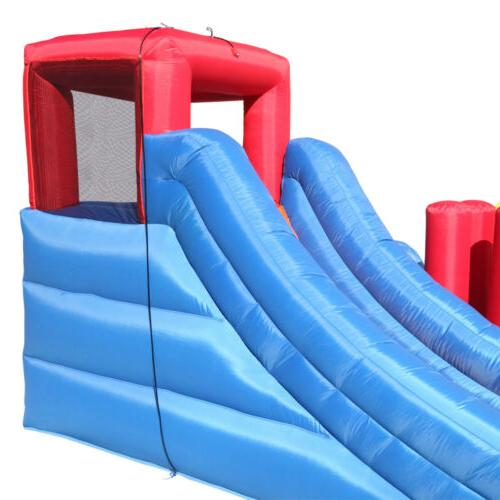 Inflatable Water River Race Area,Water Cannon And