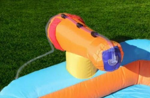 Inflatable Water Climbing Wall w/ Fan
