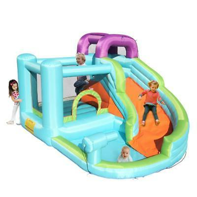 inflatable bouncy bounce house castle play house