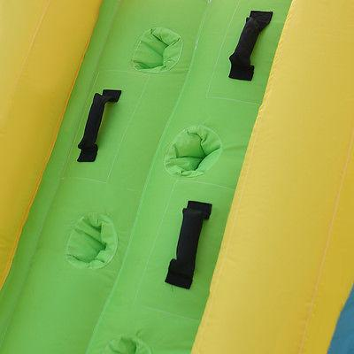Inflatable Water Slide Bounce Moonwalk Without