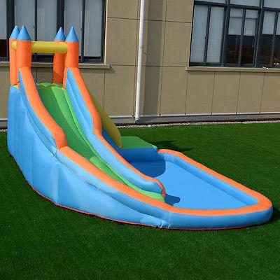 Inflatable Water Bounce House Jumper Castle Moonwalk